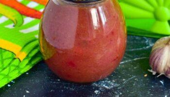 Аджика зі слив на зиму – смачний і оригінальний рецепт
