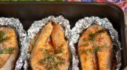 Дуже ароматна, ніжна риба з 2 простими продуктами і всього за 10 хвилин