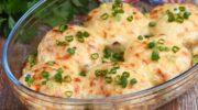 Котлети під білим соусом в духовці. Просто і дуже смачно!