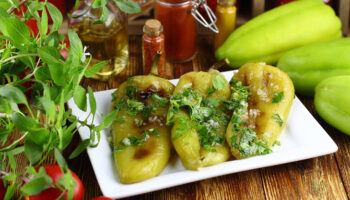 Маринований солодкий перець – ароматна холодна закуска