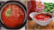 Рецепт приготування натурального домашнього кетчупу до шашлику