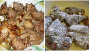 Як приготувати дуже смачну та ніжну печінку