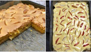 Рецепт приготування дуже смачної шарлотки з яблуками
