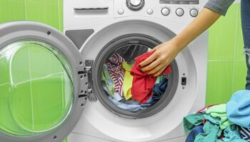 3 помилки при пранні білизни в пральній машині. Я раніше регулярно здійснювала 2 з них
