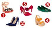 Тест для жінок: вибери найкрасивіші туфлі і дізнайся приховані таємниці свого характеру