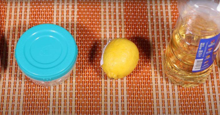 Як лимон допоможе надовго зберегти в будинку чистоту