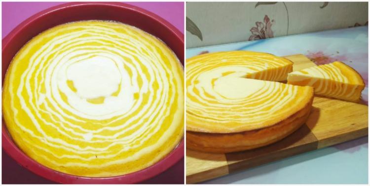 Пора готувати гарбуз! Дуже смачний десерт з гарбуза і сиру