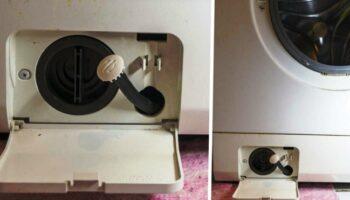 Знати б раніше! Навіщо внизу пральної машинки дверцята і чому варто іноді її відкривати