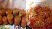 Рецепт приготування на зиму смачного салату під назвою «Халявка»