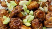Дуже смачні смажені печериці в соєвому соусі – відмінний рецепт