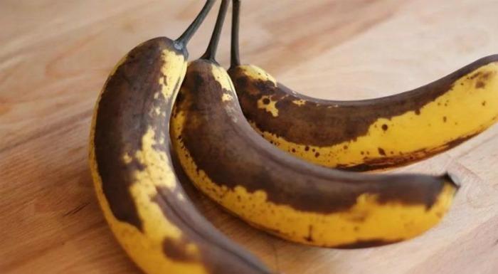 Виявляється, корисні якості банана залежать від його стиглості
