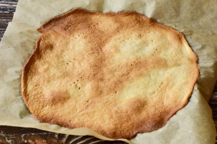 Торт «Наполеон» з заварним кремом - ніжний, м'який і дуже смачний