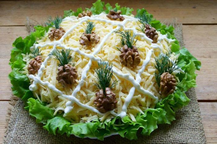 Надзвичайно смачний салат Ананас