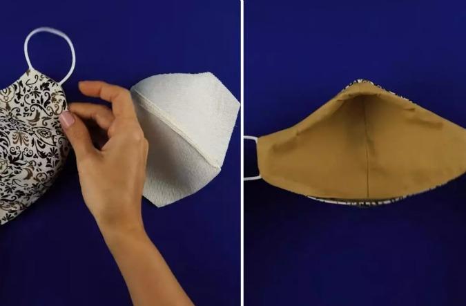 Як зробити дизайнерську маску своїми руками: покрокова інструкція