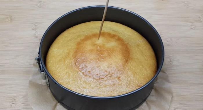 Вершковий торт за 30 хвилин без зайвих проблем
