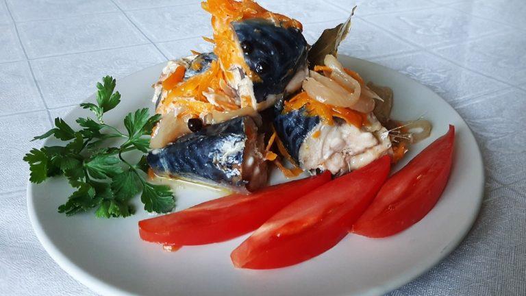 Мало хто так готує. Риба в банці виходить не тільки смачною, але й корисною