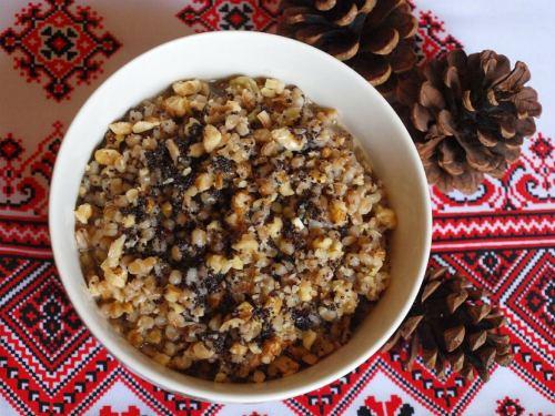 Кращі рецепти приготування Куті на Святвечір
