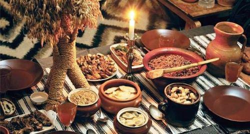 6 січня настає Святий вечір (Навечір'я Різдва Христового). Дізнайтесь про звичаї, обряди, традиції