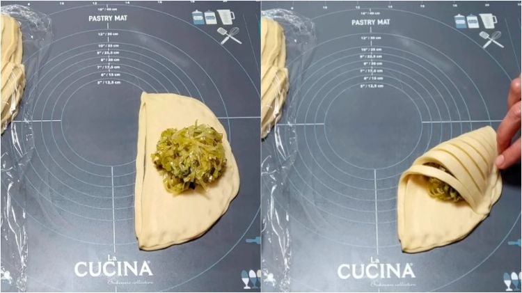 Замість пиріжків готую відривний пиріг з простих продуктів: ділюся смачним і недорогим рецептом