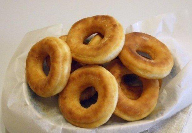 Пончики на кефірі за 15 хвилин Діти просили добавки, аж дуже сподобалися