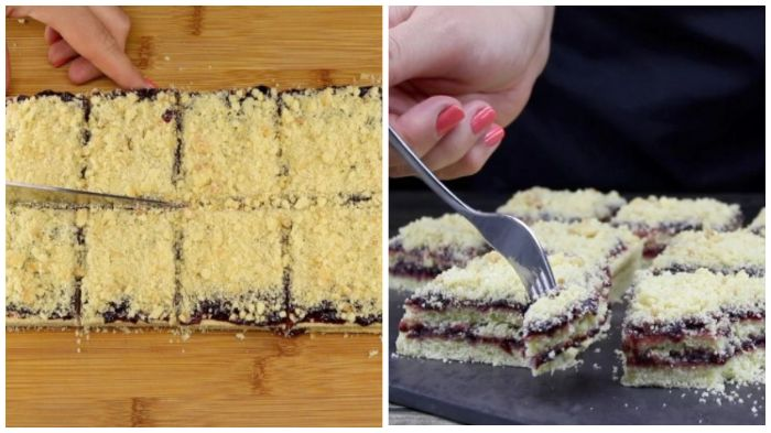 Пісочне тістечко як в дитинстві! Сім'я просить готувати частіше