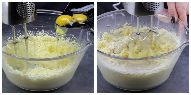 Повітряний кекс без соди, розпушувача і маргарину. Все змішала і в духовку