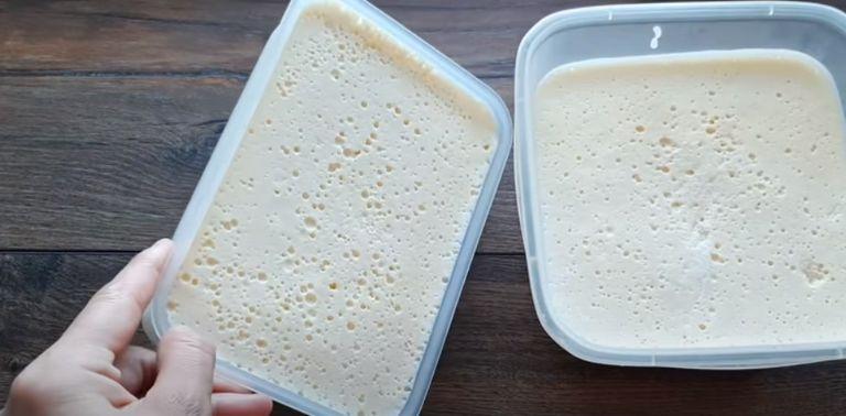 Домашнє морозиво з дитинства із молока без вершків