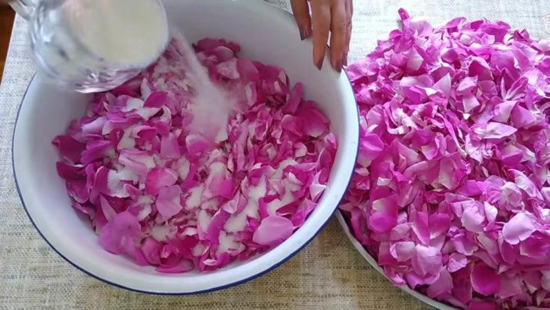 Незвичайне варення з троянд: секрет приготування красивого і смачного варення