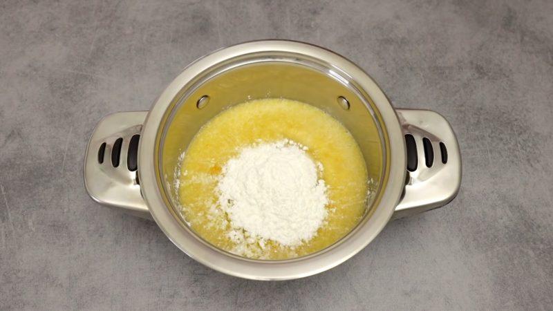 У вас є лимон і апельсин? Спечіть смачний пиріг з багатою начинкою