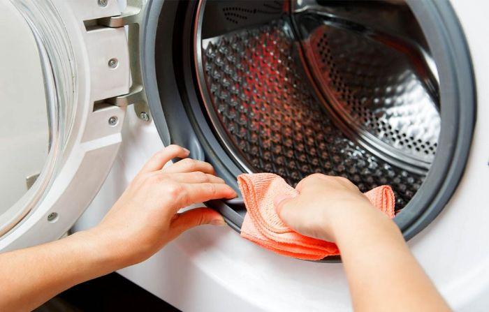 Як почистити пральну машину лимонною кислотою