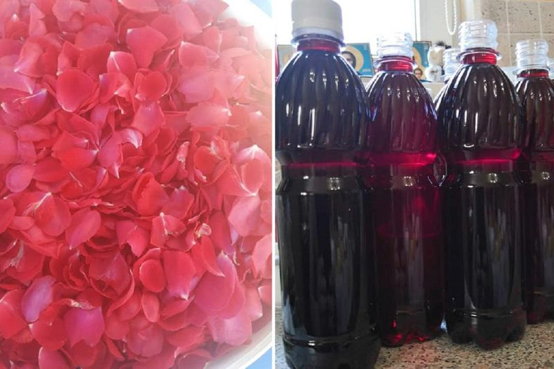 Недоторканний запас: що приготувати з пелюсток троянд