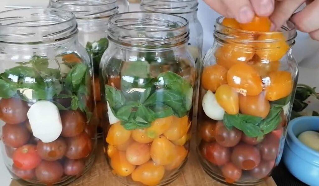 Найкращий рецепт консервованих помідорів в медовому розсолі БЕЗ оцту