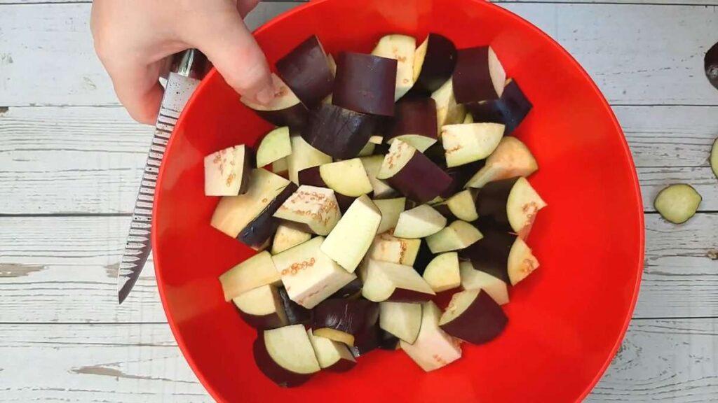 Як готується овочева ікра в духовці