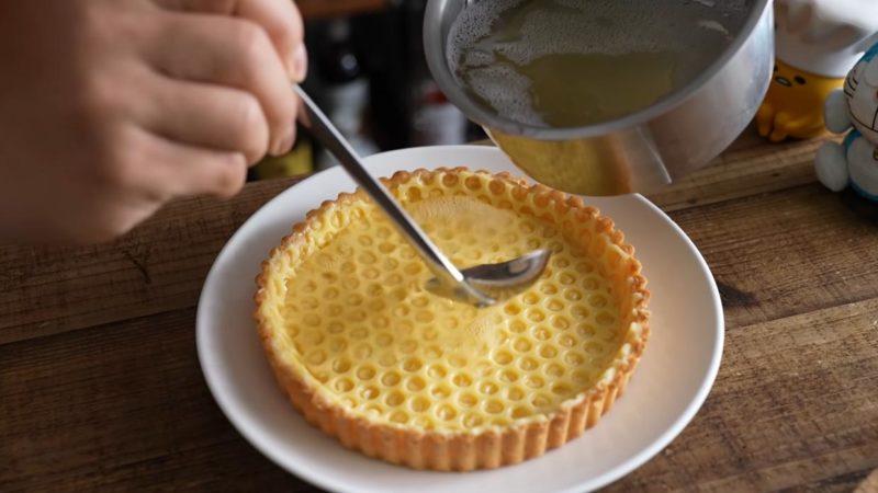 Смачний лимонно-медовий тарт - чудовий баланс солодкого і кислого