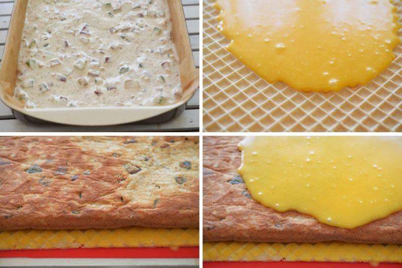 Торт «Нуга» з вафельних коржів за 15 хвилин