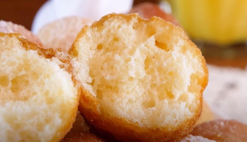 Рецепт смажених сирних кульок на сковорідці