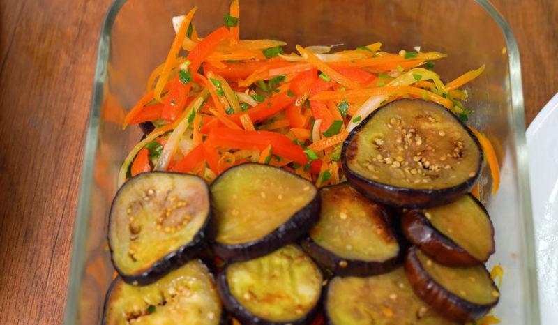 Мариновані баклажани - закуска, перед якою неможливо встояти