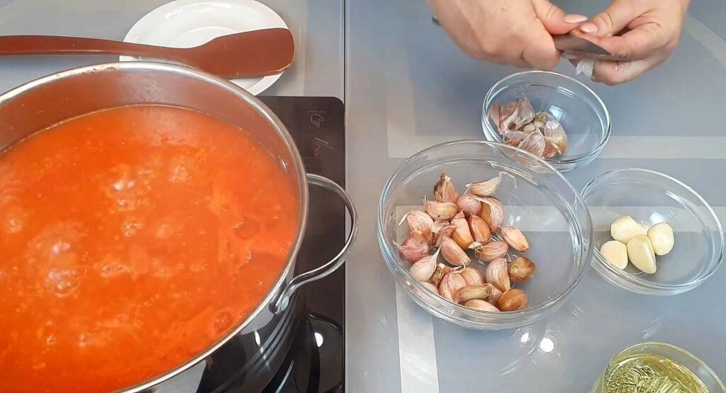 Набір вітамінів в банці: овочева приправа «Полтавська» на зиму