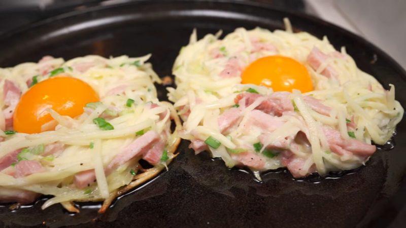 Нова подача картоплі з яйцем на сніданок: красиво і дивно смачно