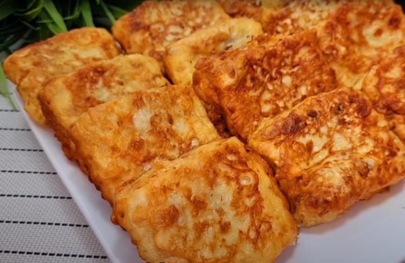 Простий спосіб приготувати смачні пиріжки з капустою за 30 хвилин