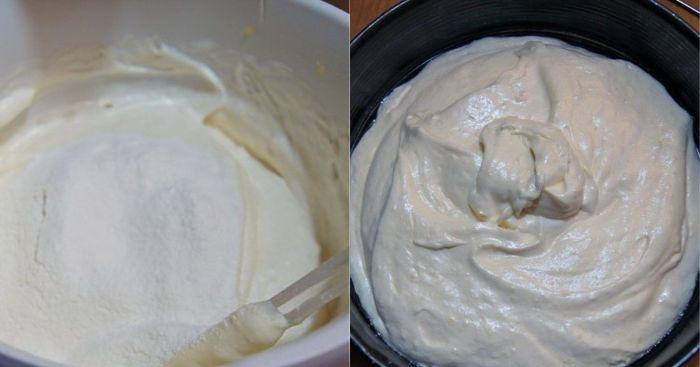 Бісквітний торт «Єлизавета» з надзвичайно ніжним кремом