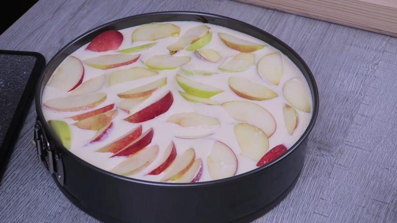 Краще шарлотки. Яблучно-сирний пиріг «Повний захват»