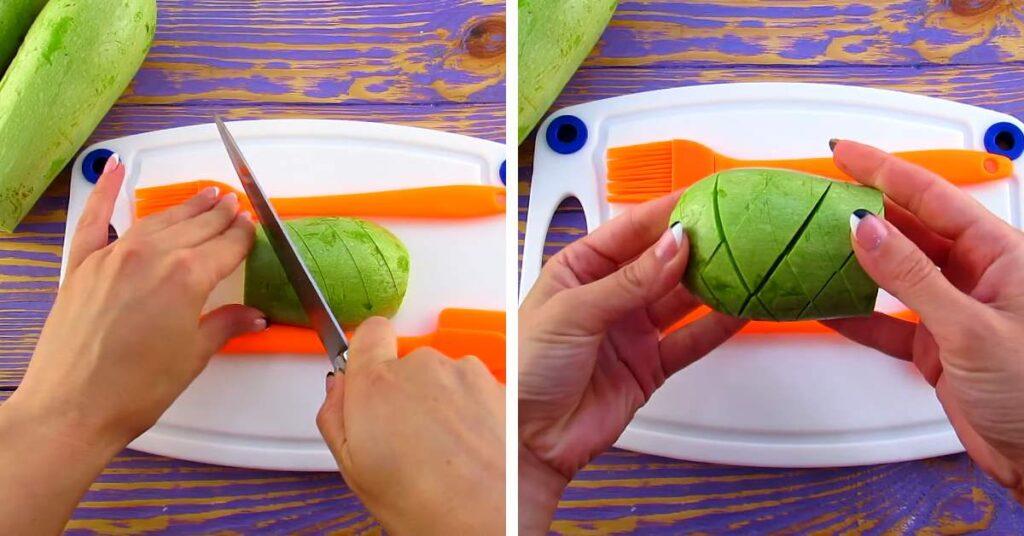 Кабачки з м'ясним фаршем. Як перетворити набридлий овоч в святкову страву