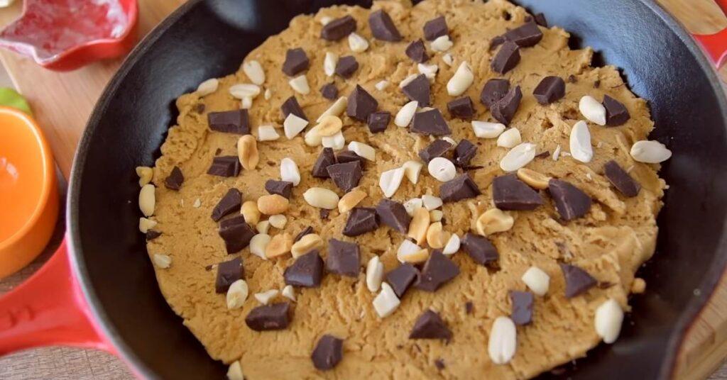 Печиво в сковорідці яким можна нагодувати відразу всю сім'ю