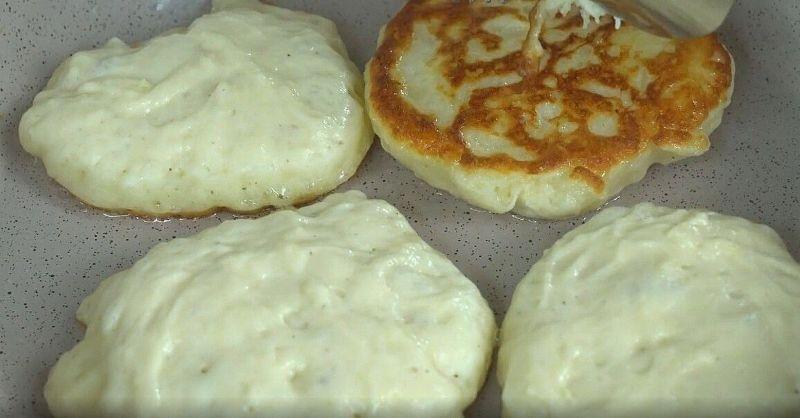 Як приготувати пишні картопляні оладки з пюре